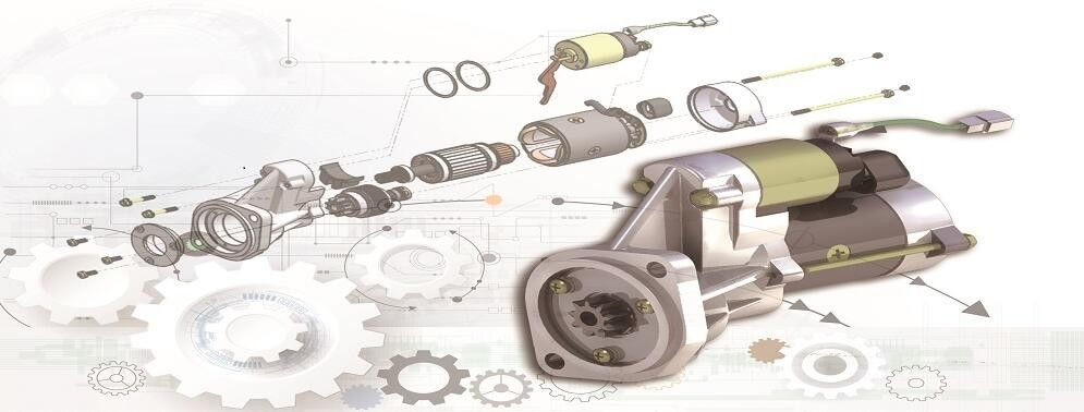 China best Tractor Starter Motor on sales