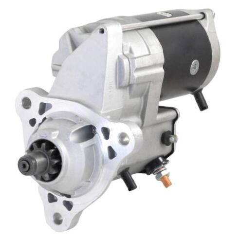 24V 10T Engine Starter Motor Fits CASE 99486046 228000-7550 228000-7551 2280007550