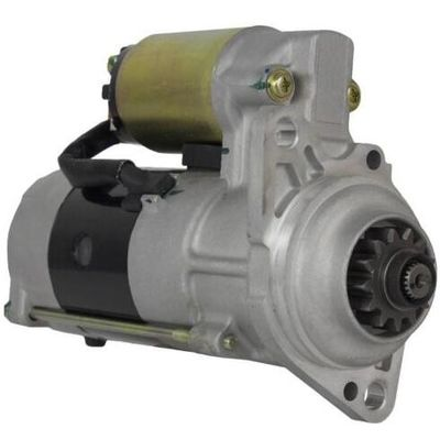 Mitsubishi Diesel Engine Motor Starter For Weidemann Shovel M8t70471 19874