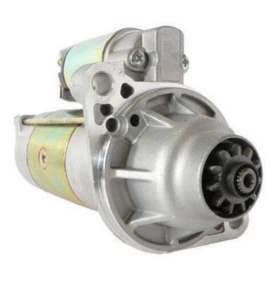 6d17 Engine Mitsubishi Starter Motor For Bell Excavator Caterpillar M8t60071 1854