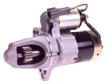 CCW PMGR Auto Electric Starter Motor For Infiniti I30 V6 3.0l 17779 S114-801d
